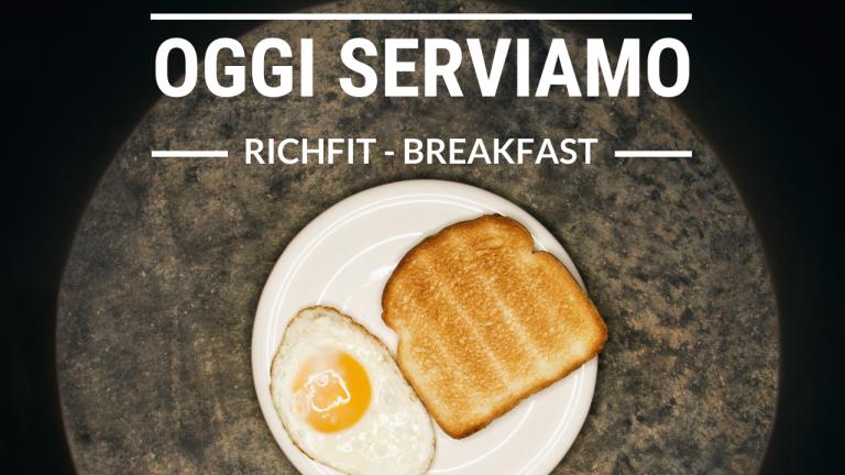 Richfit breakfast